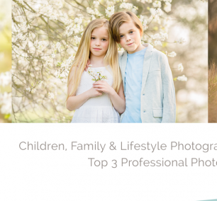 "PRIVATE WORKSHOP – ""GET CHILDREN'S PHOTOGRAPHY RIGHT!"" – NINA MACE"